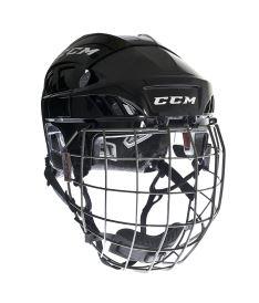 Hokejová helma CCM FITLITE 80 Combo SR black
