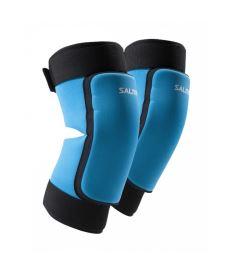SALMING Core Knee Pads Cyan Blue