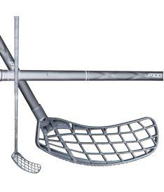 Florbalová hokejka EXEL P100 GREY 2.9 95 ROUND MB