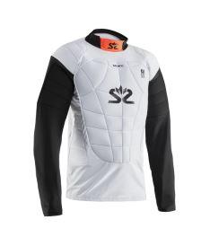 SALMING Protectiv Vest E-Series White/Orange