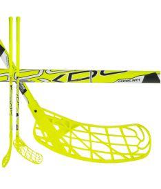 Florbalová hokejka OXDOG FUSION 32 YL 87 ROUND NB R