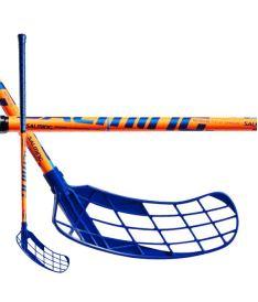 Florbalová hokejka SALMING Matrix 32 Orange/Purple 82/93