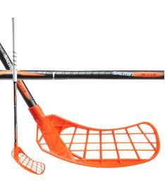 Florbalová hokejka SALMING Quest2 KZTC 5° RS Youth 87/98