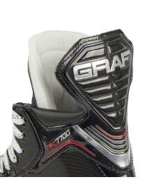 GRAF SKATES PK-7700 black SWI - EE 7 - Brusle - komplety