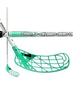 Florbalová hokejka OXDOG ZERO HES 26 MT 103 ROUND MBC