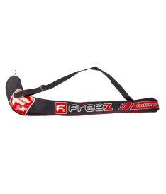 FREEZ STICKBAG FALCON 82 black/red - florbalový stickbag