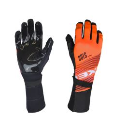 EXEL S100 GOALIE GLOVES LONG orange/black