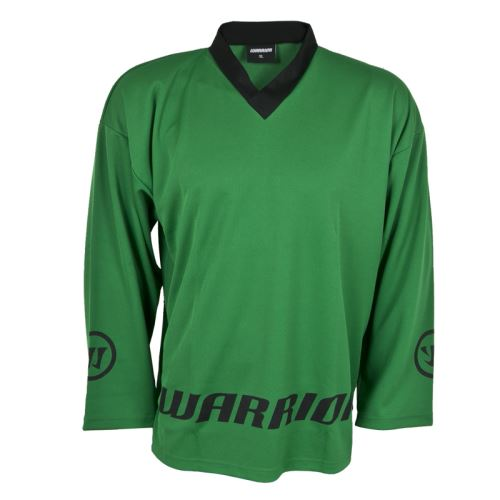 WARRIOR JERSEY LOGO green - S - Dresy