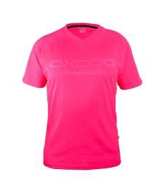 Dres OXDOG ATLANTA TRAINING SHIRT pink junior
