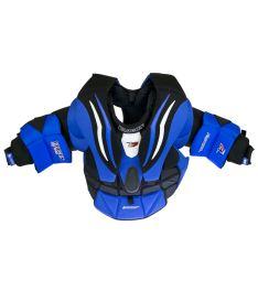 VAUGHN CHEST & ARMS VELOCITY V7 XR CARBON PRO blue/black senior - L - Vesty