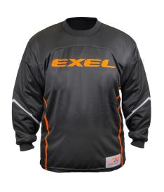 EXEL S100 GOALIE JERSEY black/orange
