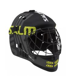 Brankářská florbalová maska SALMING Core Helmet JR Black