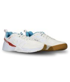 SALMING Kobra 3 Shoe Men White/RaceBlue 10 UK - Obuv