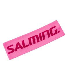 Sportovní čelenka SALMING Headband Pink/Magenta