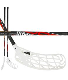 Florbalová hokejka OXDOG VIPER SUPERLIGHT 27 BK 101 OVAL TIP MBC