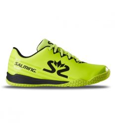 SALMING Spark Shoe Kid Fluo Yellow/Black