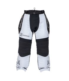 OXDOG TOUR+ GOALIE PANTS white/black