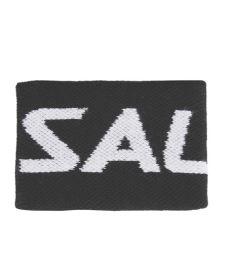 Sportovní potítko SALMING Wristband Mid Grey/White