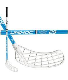 Florbalová hokejka UNIHOC STICK PLAYER 29 blue
