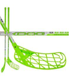 Florbalová hokejka OXDOG ZERO 31 GN 92 SWEOVAL NB