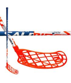 Florbalová hokejka SALMING Aero Z Navy/Orange