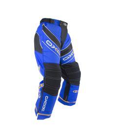 Brankářské florbalové kalhoty OXDOG GATE GOALIE PANTS blue 150/160