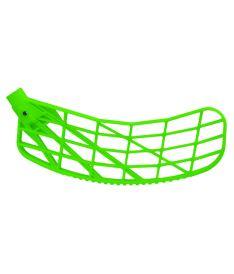 Florbalová čepel EXEL BLADE VISION SB neon green - sundaná
