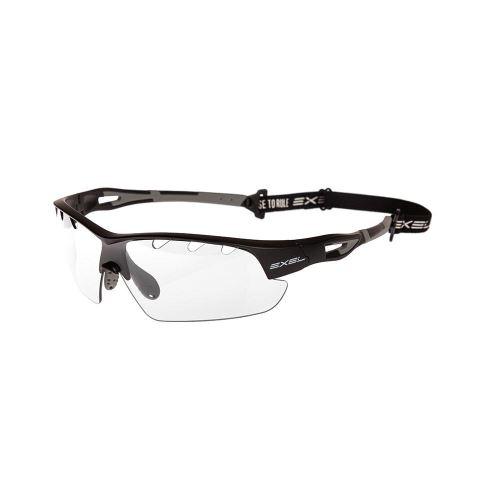 EXEL DYNAMIC EYEGUARD BLACK GREY SR/JR - Ochranné brýle