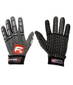 Brankářské florbalové rukavice  FREEZ G-80 GOALIE GLOVES grey senior