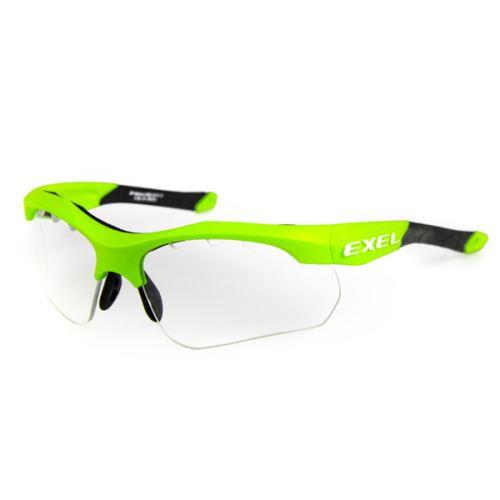EXEL X100 EYE GUARD junior green - Ochranné brýle