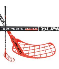 UNIHOC STICK SONIC Composite 29 black/red 92cm