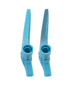 SALMING BLADE QUEST 3 ENDURANCE blue L   - florbalová čepel