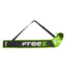 Vak na florbalky FREEZ Z-80 STICKBAG BLACK/GREEN  87cm