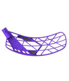 Florbalová čepel OXDOG FSL (FastShootLight) CARBON MBC2 Ultra Violett
