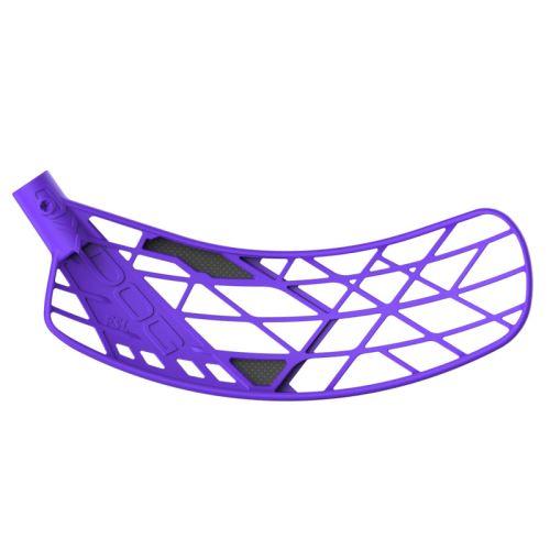 OXDOG FSL (FastShootLight) CARBON MBC2 Ultra Violett R - florbalová čepel