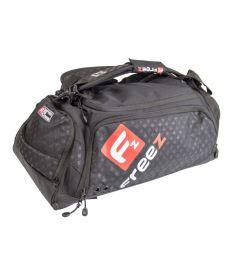 Sportovní taška FREEZ Z-180 PLAYER BAG BLACK/RED
