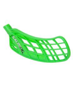 SALMING BLADE QUEST 3 BIO POWER green L   - florbalová čepel