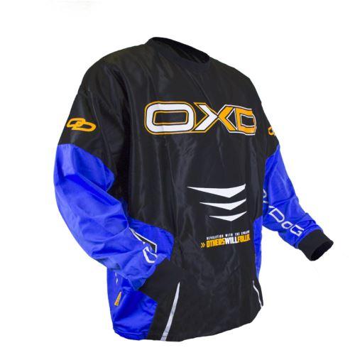 OXDOG GATE GOALIE SHIRT black 150/160 (no padding) - Brankářský dres