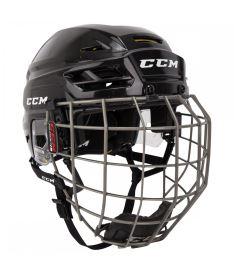 Hokejová helma CCM TACKS 310 Combo SR black