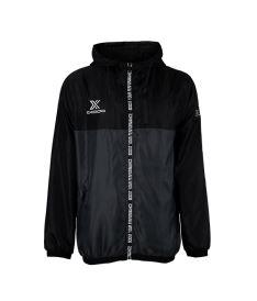OXDOG BOOST LIGHT JACKET black/grey