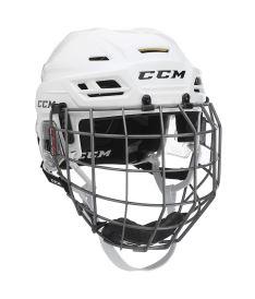 Hokejová helma CCM TACKS 310 Combo SR white