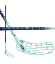 Florbalová hokejka SALMING Hawk Tourlite Aero 96(107)