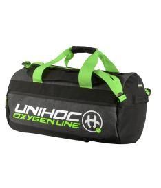 Unihoc Gearbag Oxygen line medium black 40 L