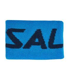 Sportovní potítko SALMING Wristband Mid Blue/Navy