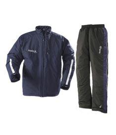REEBOK WINDBREAKER Padded Suit black - XXL