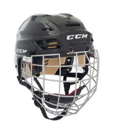 Hokejová helma CCM TACKS 110 Combo SR black