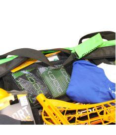 OXDOG M3 TOOLBAG junior green* - florbalový toolbag
