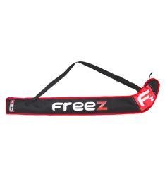 Vak na florbalky FREEZ Z-80 STICKBAG BLACK/RED 103cm