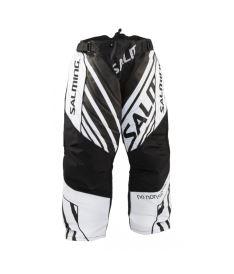 Brankářské florbalové kalhoty SALMING Phoenix Pant JR Black/White
