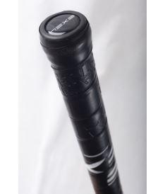 EXEL IMPACT BLACK 2.9 101 DROP OVAL MB L - florbalová hůl